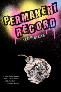 Permanent Record (release date March 5, 2013, from Amazon Children's Publishing